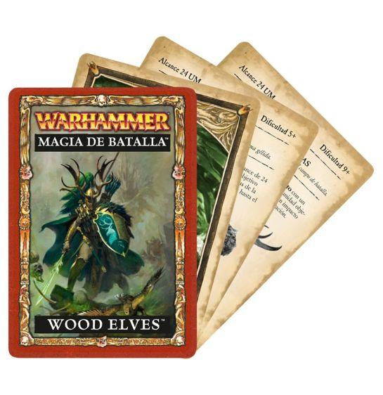 Warhammer Magia de batalla Wood Elves